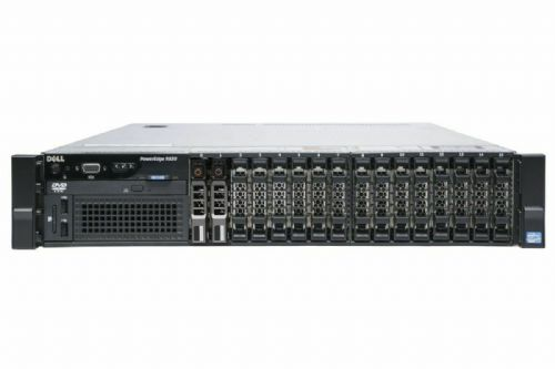 Dell PowerEdge R820 4x Ten-Core E5-4650v2 96GB RAM 2x 900GB HDD 2U Rack Server